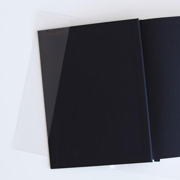 "Schutzhülle Kalendar & Planer ""Black & White"""