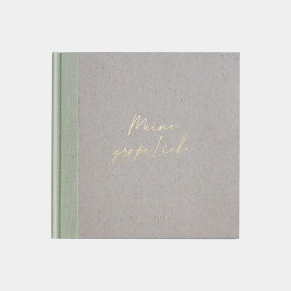 """Memory Book """"Große Liebe"""""""