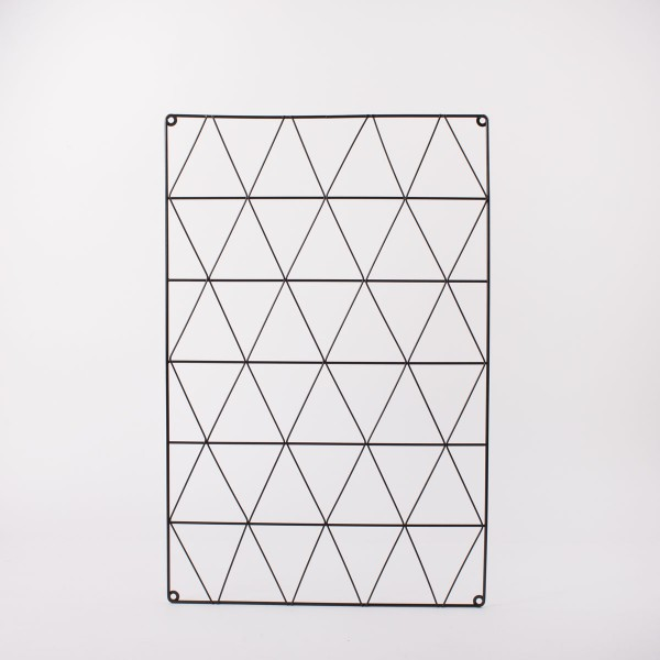 Wall Grid Black