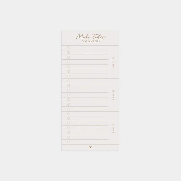 """Notepad """"Amazing"""""""