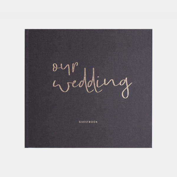 "Guestbook Wedding ""Our Wedding"""
