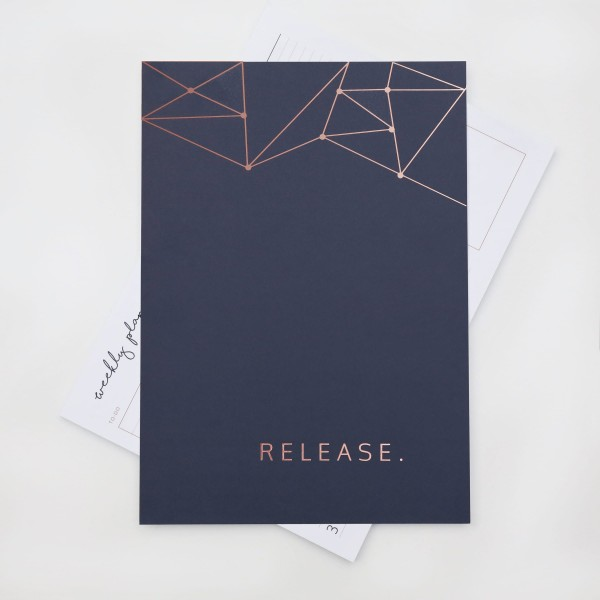 "Print ""Release."""