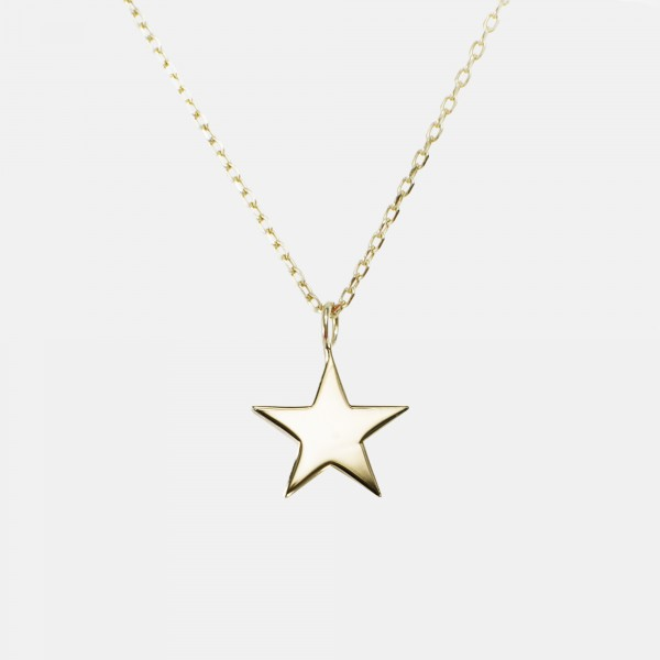 "Necklace ""Star"" Gold"