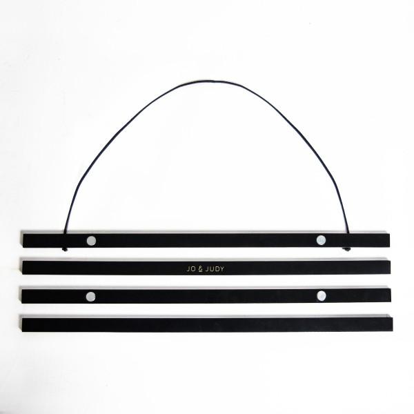 JO & JUDY – Print Hanger 40 cm – Black