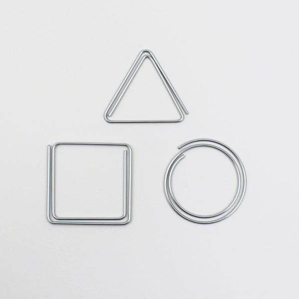 JO & JUDY - Paper Clips Silver