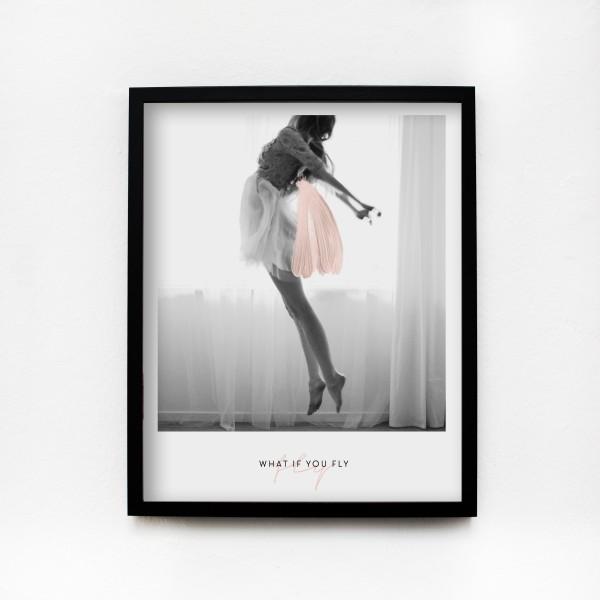 "JO & JUDY – Poster 40x50cm ""Fly"""