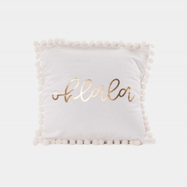 Pillow Case 40x40cm White
