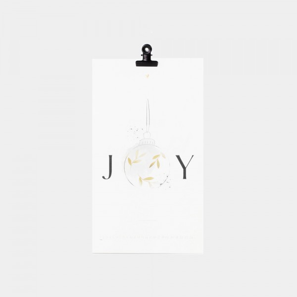 "Advent Calendar ""Joy"""