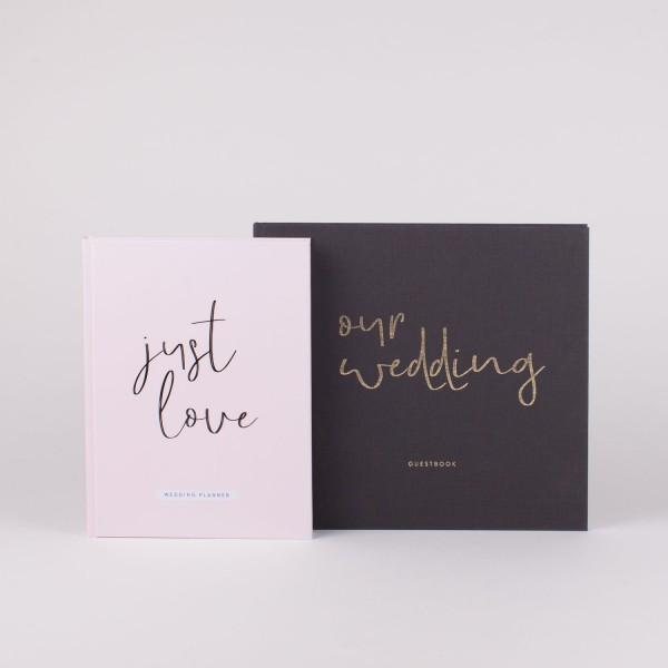 """Hochzeits-Set """"Perfect Day"""""""