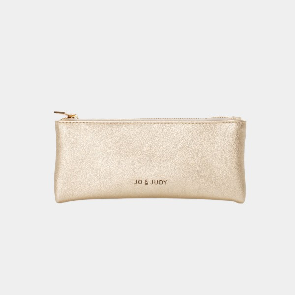 Pencil Case Gold