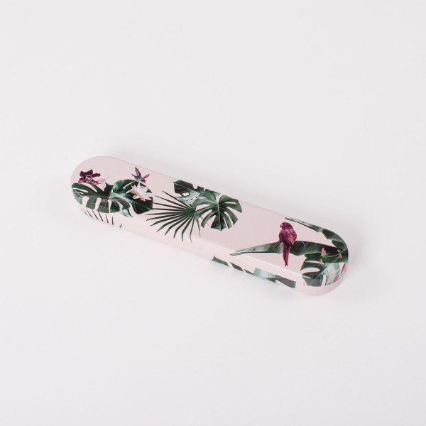 "Metal Pencil Case ""Jungle"""