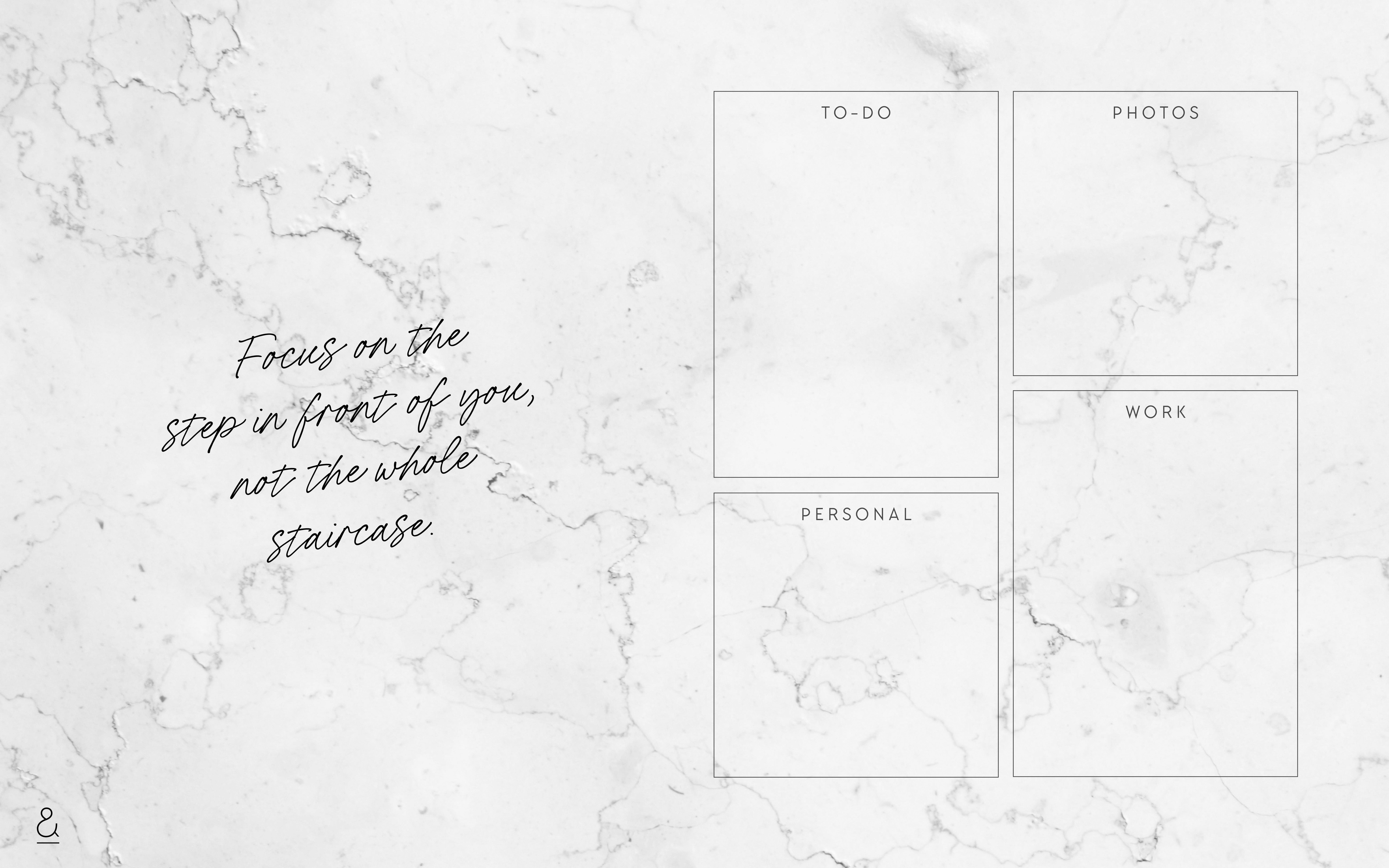 Wallpaper Calendar A5+ Desktop