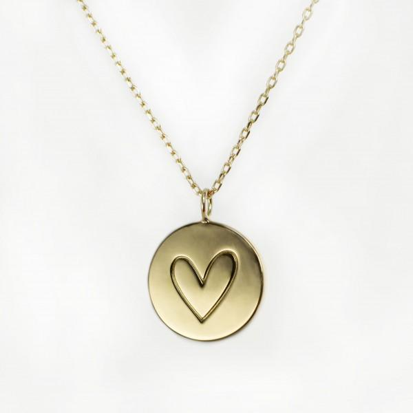 JO & JUDY – Charm Heart Gold