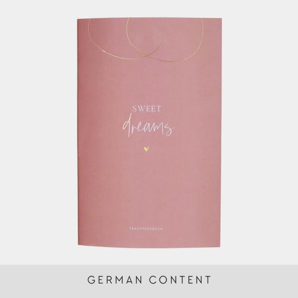 "Booklet ""Dream Diary"""
