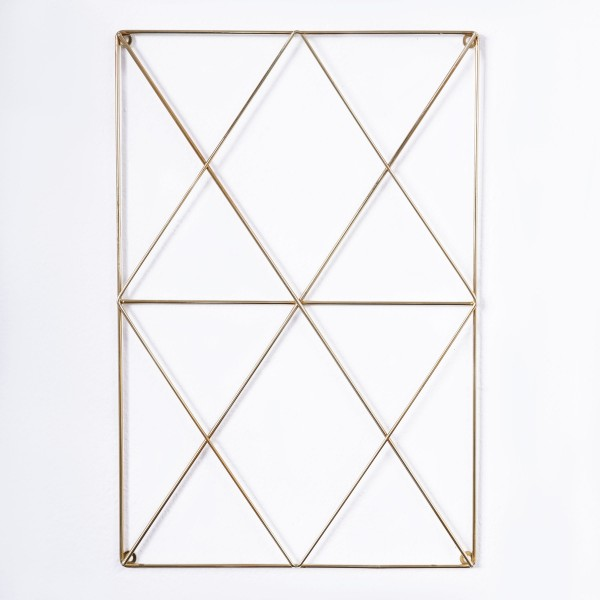 JO & JUDY Decoration – Wall Grid – Gold