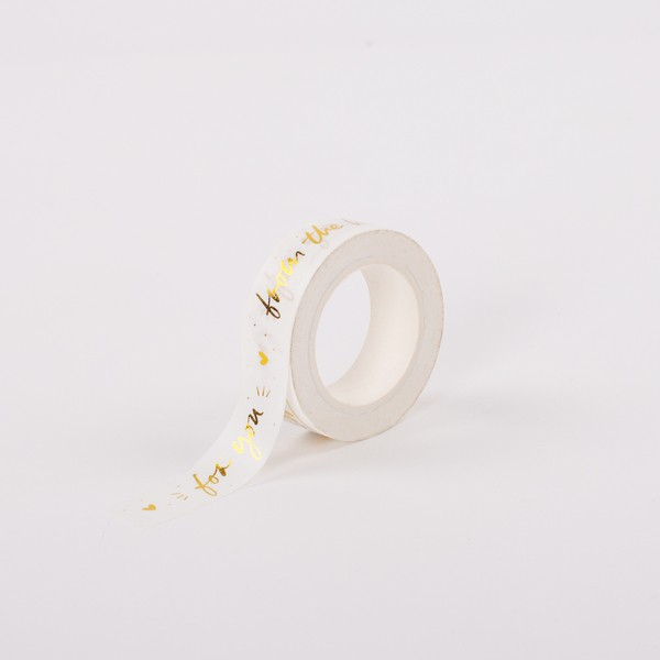 """Washi Tape """"For you"""""""