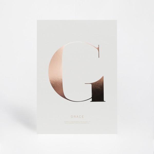"""Print A3 """"G"""""""