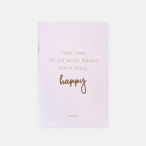 "Notebook ""Happy"""