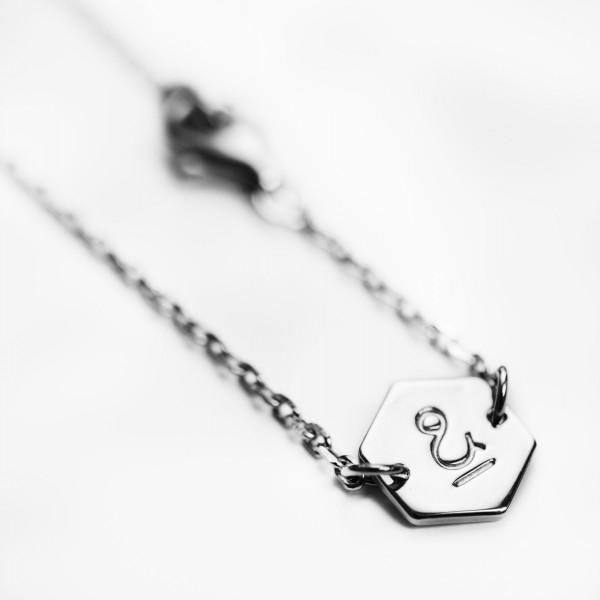 Necklace 56cm Silver
