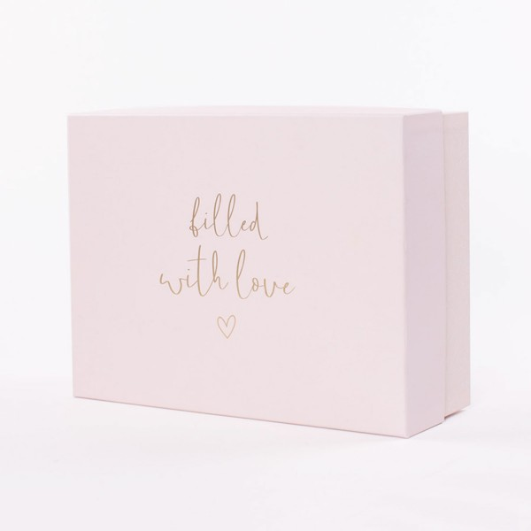 "Memory Box ""Filled with Love"""