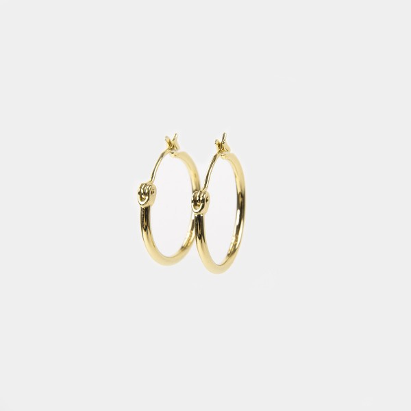 Hoops Gold (2er Set)