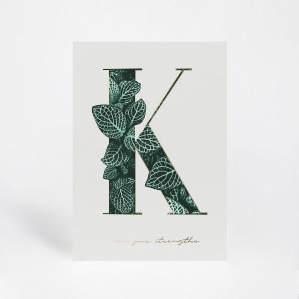 """Print A3 """"K"""""""