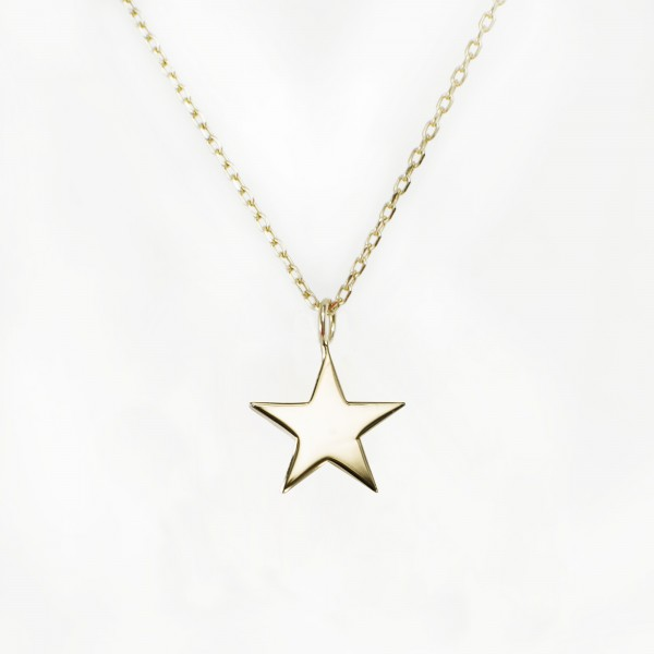 JO & JUDY – Star Necklace Gold
