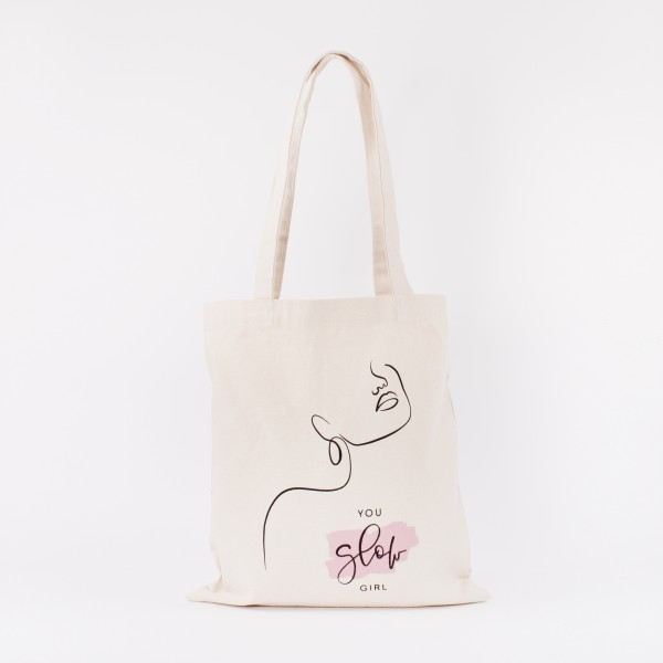 "Cotton Bag ""Glow"""