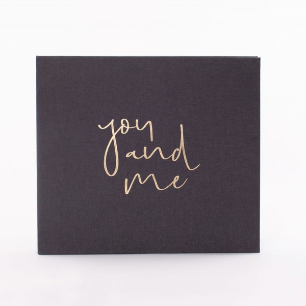 "Photo Album ""You and Me"""