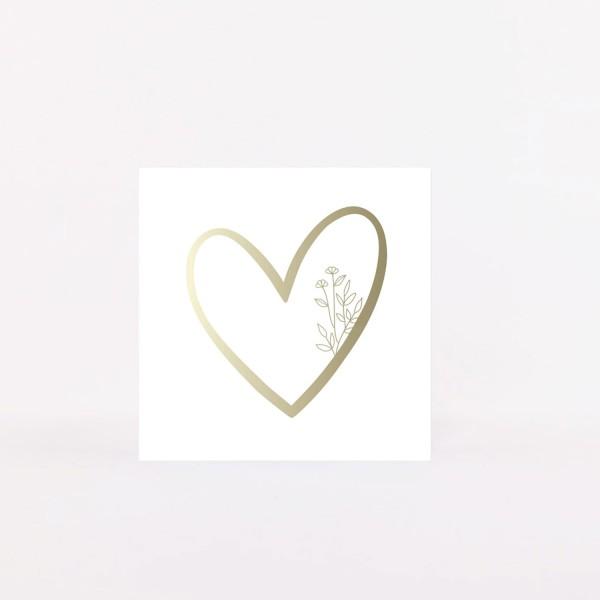 "Postcard ""Heart"""