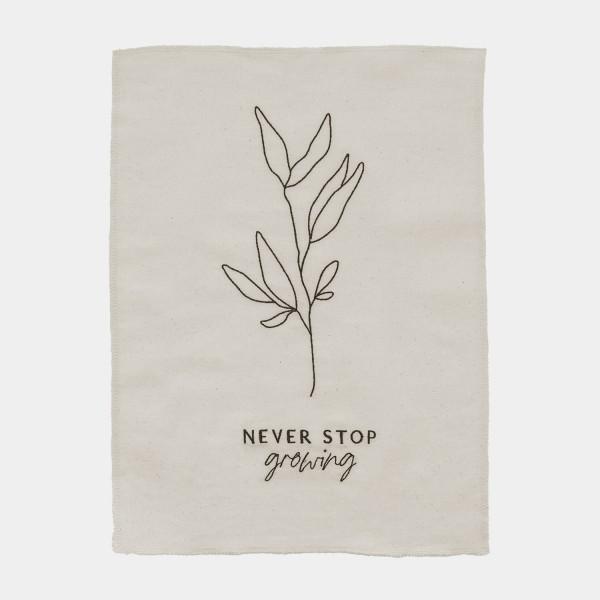 "Textilposter 30x40cm ""Natural"""