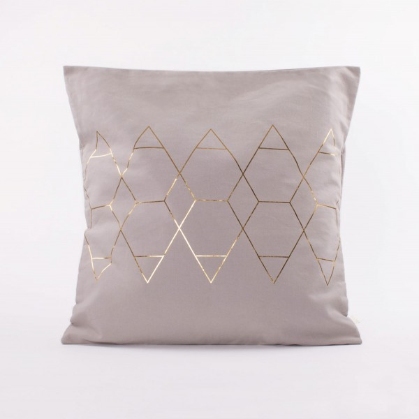 Pillow Case Grey 50x50cm