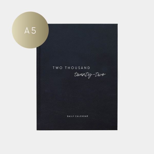 Daily Calendar 2022 | A5+