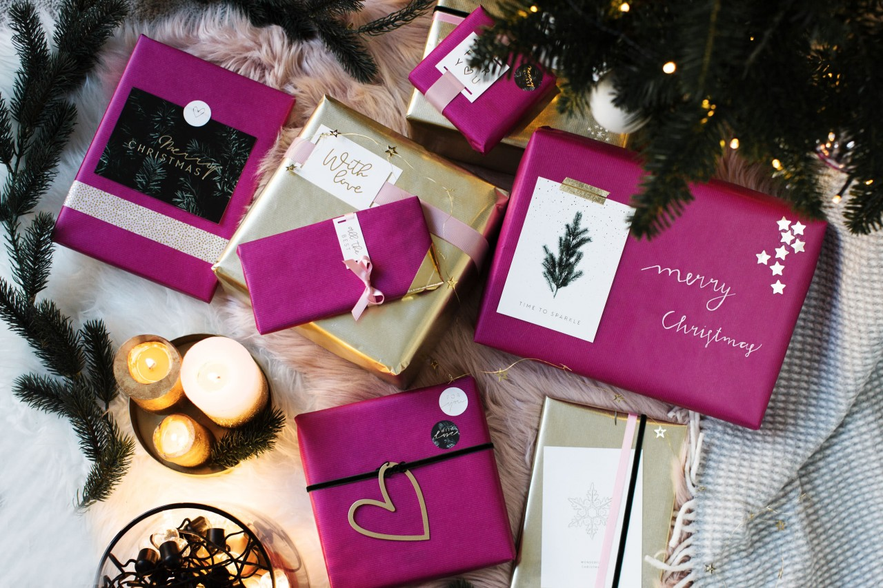Perfectly wrapped || Christmas gifts | JO & JUDY